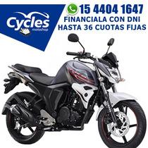 Yamaha Fz 16 Fis Financiala 100% Consultanos 5219 1111