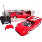 Carrinho Controle Remoto Ferrari F50 Com Capota