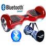 Skate Elétrico Com Bluetooth Smart Balance Wheel Bateria Lg
