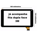 Tela Vidro Touch Screen Tablet Semp Toshiba Ta0761w