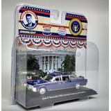 1:43 Lincoln Continental Limosina Johnn F Kennedy Greenlight