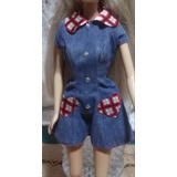 Vestido Ropa Original Barbie Y Zapatos Bs 3.000,00