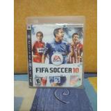 Fifa Soccer 10 Ps3.