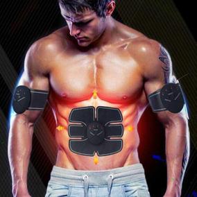 Cinto Tonificador Abdominal Estimulação Elétrica Musculação