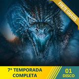 Serie Game Of Thrones 7ª Setima Temporada Frete Grátis