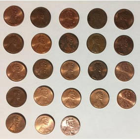 Moeda One Cent Usa - Diversas