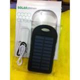 Lote De 9 Cargadores Solares Power Bank Solar + Regalo