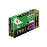 10 Rollos Fuji Pro 400h 120 Color Pro Película Negativa Iso