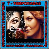 Serie Once Upon A Time 1ª Até 7ª Temporadas Completas