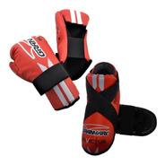 Combo Guante + Zapato Invictus Taekwondo Competencia Prof