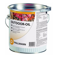 Aceite Para Deck Pallmann Outdoor Oil 1k 3 Lts