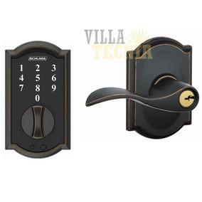 Cerradura Puerta Principal Contraseña Personalizada Touch