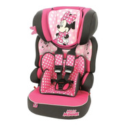Cadeira Infantil Carro Team Tex Disney Beline Minnie Rosa