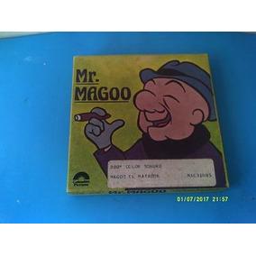 Vieja Pelicula Super 8 Mr. Magoo