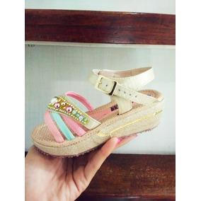 Zapatos Calzado Niñas Colombianos Sandalias Preciosas