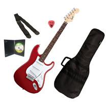 Guitarra Electrica Squier Bullet By Fender +funda Correa Cd
