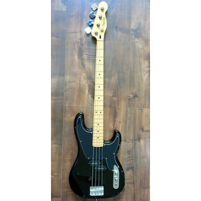 Baixo Fender Precision 51 Black China + Bag + Cabo