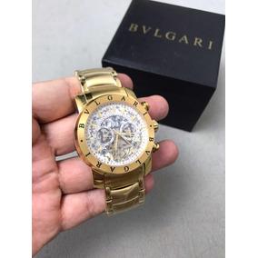 Relogio Bulgari Yaksa - Relógios no Mercado Livre Brasil cbf06f21e0