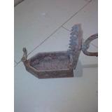 Ferro Passar Roupa A Carvao Antigo Tinta Epoxi Decoraçao Art