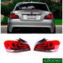 Calaveras Bmw Serie 1 Coupe Blackline 1m 125i 135i E82 Led