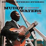 Muddy Waters At Newport 1960 Cd Nuevo Importado En Stock