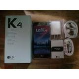 Celular Lg K4 Libre...