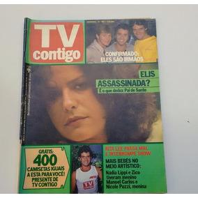 Revista Tv Contigo - Nº 383 - 1983 - De Colecionador!