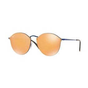 7ef8f4fa05 Oculos Ray Ban Blaze Wayfarer Round - Óculos De Sol no Mercado Livre ...