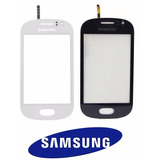 Tela Vidro Touch Samsung Galaxy Fame Duos Gt-s6810 Gt-s6812
