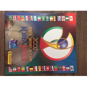 Album De Figurinhas Da Copa Mundo 2002 Vazio Estado Banca #2