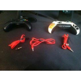 Cable Adaptador Para El Chat De Xbox Entrada 2.5 A 3.5