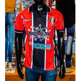Camiseta Tricolor Club Alianza Federal B - Envios