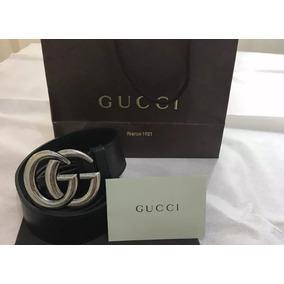 Cinto Fivela De Ferradura - Cintos Gucci para Feminino no Mercado ... 31d5409d0b