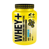 Whey+ 4 Plus Nutrition - 900g - Baunilha