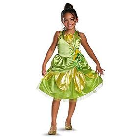 disfraz de la princesa de disney y la rana tiana sparkle cl