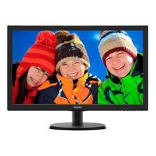 Monitor Philips V 223v5lhsb Lcd 21.5  Negro 110v/220v