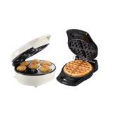 Máquina De Cupcakes Y Máquina De Waffles Blanik, Setx2