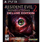 Resident Evil Revelations 2 Deluxe Ps3