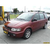 Mitsubishi Space Wagon 2.0l At 2000cc Glx