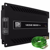 Modulo Banda Viking 5000w Rms Amplificador Potencia 1 Ohm