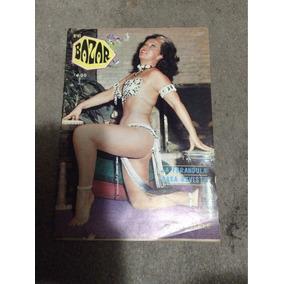 Veronica Castro Revista Bazar
