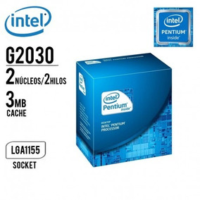 Cpu Intel G2030 1155 3 Ghz / 3 Mb Cache