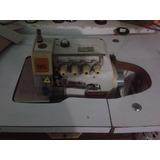 Maquina De Coser Industrial Overlock Siruba