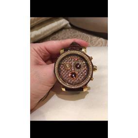 3c0d78e3440 Relogio De Ouro Puro Feminino - Relógios De Pulso no Mercado Livre ...