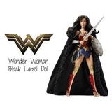 Barbie Wonder Woman 2017 Black Label Mujer Maravilla