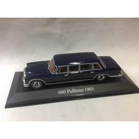 Limousine Altaya Ido 1/43 Mercedes Pullman Antiguo 1963