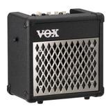 Mini Amplificador De Guitarra Vox Mini5 Rm