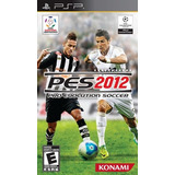 Pro Evolution Soccer Sony Psp W365