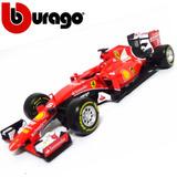 Miniatura Replica F1 Ferrari Sebastian Vettel 1:24 Burago