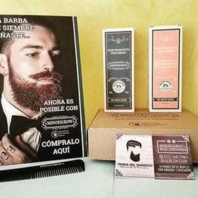 Minoxigrow-saw Palmetto-biotin. Barba Contra Alopecia